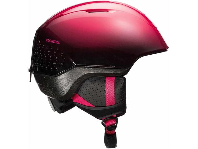 Rossignol Whoopee Impacts Casco Jóvenes, pink